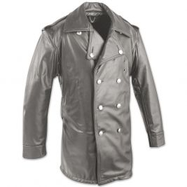 Taylor's Leatherwear NYPD Highway Coat