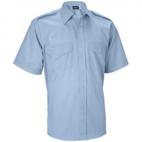 Aviator Shirt Short Sleeve