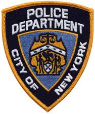 Add NYPD Right Sleeve $2.50 - Send ID