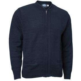 Zip Front Cardigan Sweater
