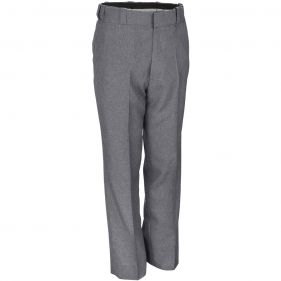 Heather Grey Dress Pants 100% Polyester
