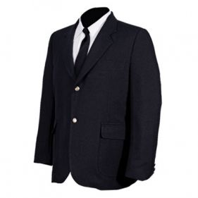 Blazer 100% Polyester, Fully Lined