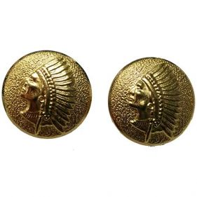 Buttons for Indian Trails Blazer