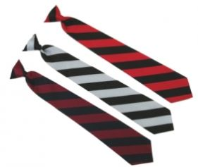 Ties with Dual Stripes