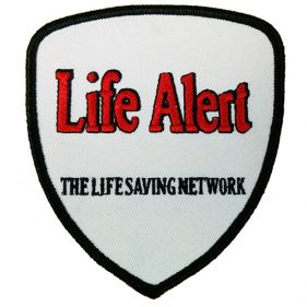 Life Alert Emblem, Right Sleeve